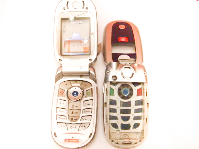 Carcasa Motorola V525 Swap