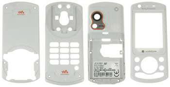 Carcasa Sony Ericsson W900i Swap